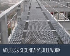 Access & Secondary Steel Work