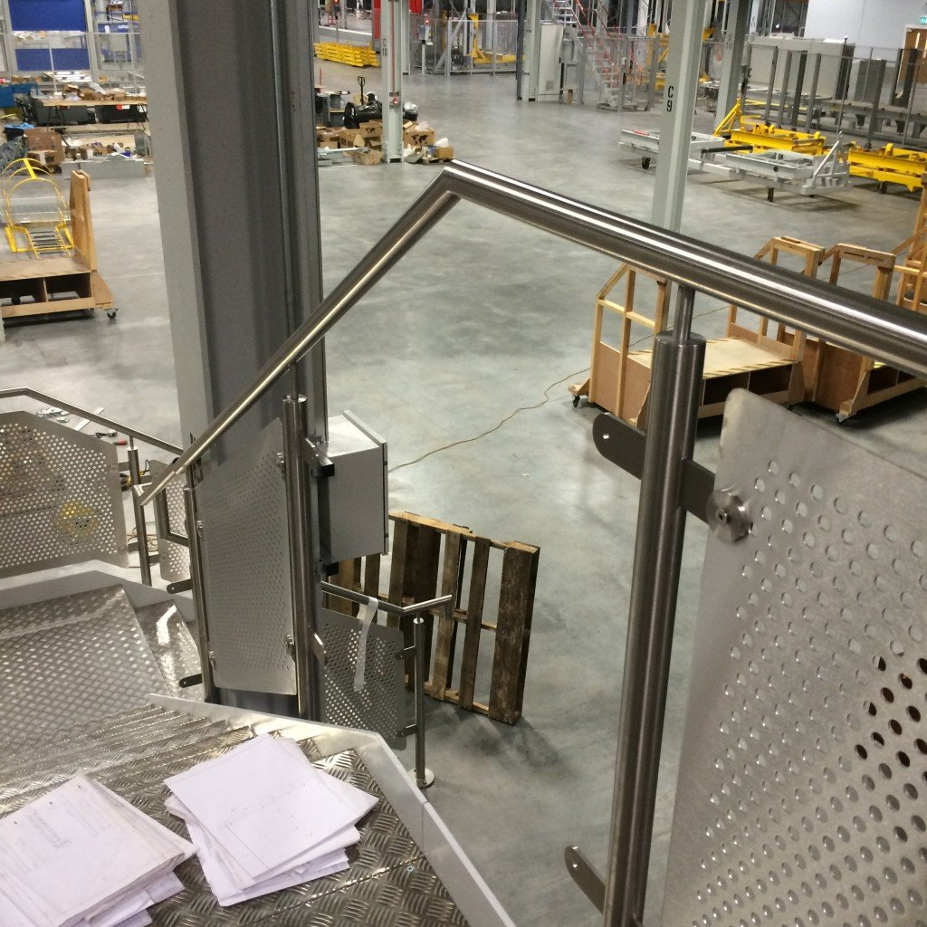 Automotive Access Steelworjk