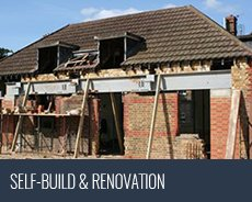Self-build & Renovation